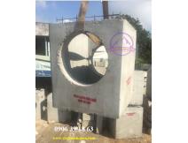 Hố Ga Cáp Điện Ngầm Tại Ninh Thuận